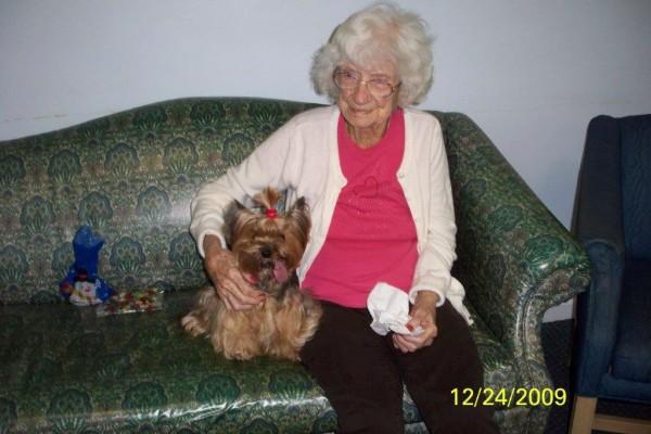 Pet Therapy-Jasmine 2009 006